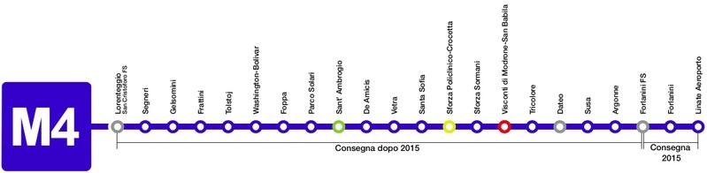Linea «blu» della metropolitana. Blindato il progetto definitivo