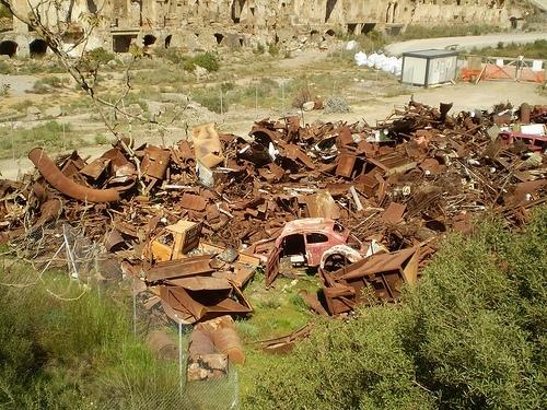 Smascherato commercio di metallo ferroso. Società brianzola indagata per reati ambientali
