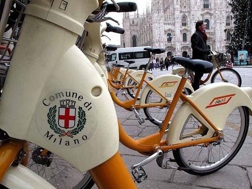 BikeMi, un gran Ferragosto 2013. Vola l'iniziativa del Comune di Milano