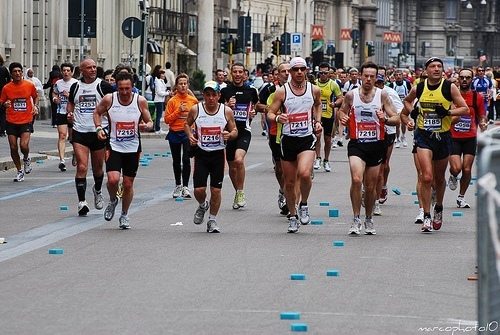 Milano e i suoi runners continuano a correre. Tanti gli appuntamenti a settembre